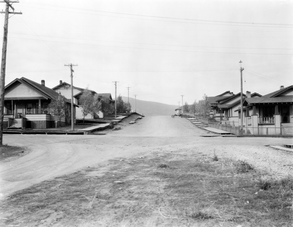 sc2148 Lassen Lumber & Box Co. Company Cottages Homes of Employees ca 1923