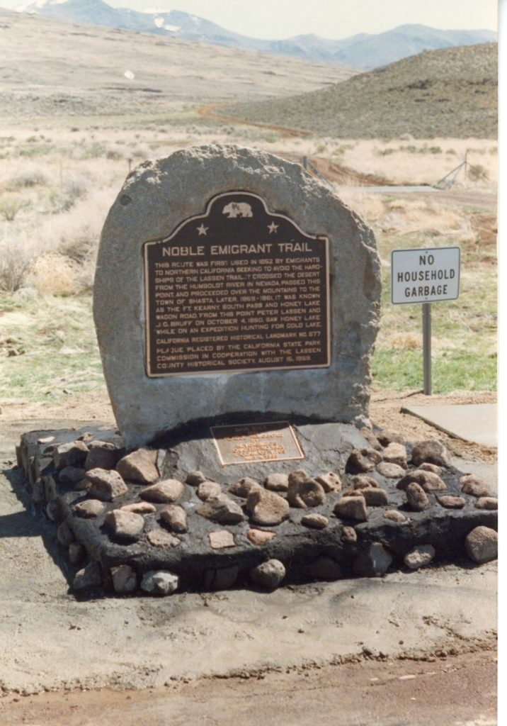 In 1985, the Neversweat Chapter #1863, E Clampus Vitus restored the Viewland monument.