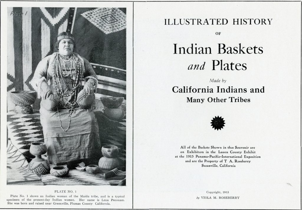 Indian Baskets549