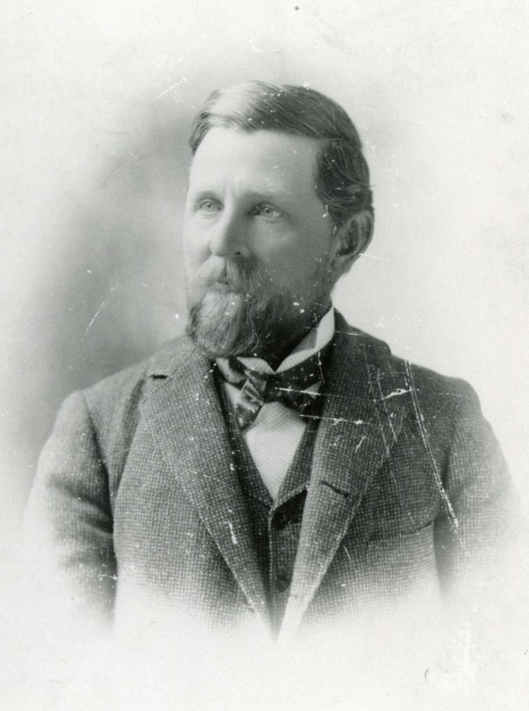 E.C. Brown. Courtesy of Ted Johnson